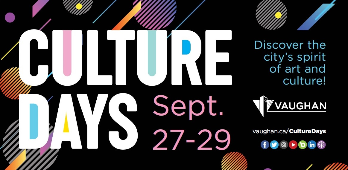 Culture Days banner image