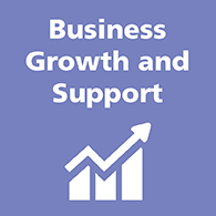 Business growth and support link image