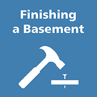 Finishing a basement link image