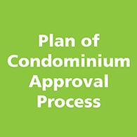 Plan of Condominium Approval Process