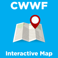 CWWF Projects Interactive Map
