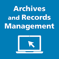 Archives and Records Management tile