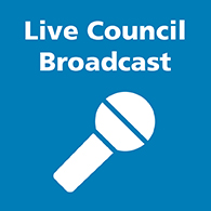 Live Council Broadcast image link