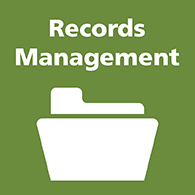Records Management tile