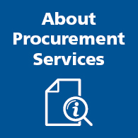 About Procurement Services