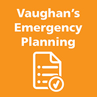 How Vaughan Plans for an Emergency image