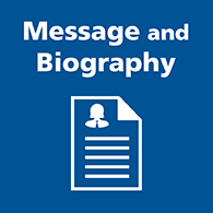 Message and Biography text tile image