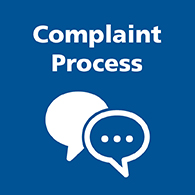 Complaint Process text tile image