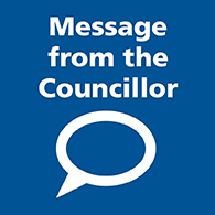Message from the Councillor image