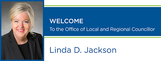 Councillor Jackson landing page image