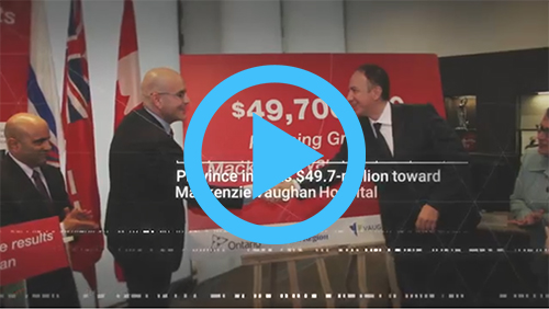 Chamber of Commerce Vaughan Rising video image