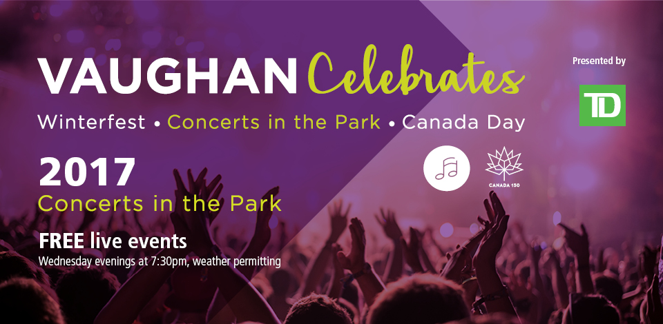 Image of Concerts in the Park banner
