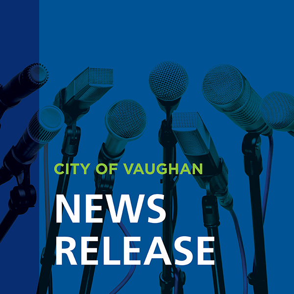 City of Vaughan News Release