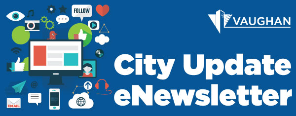 City Update eNewsletter image