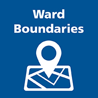 Ward boundaries button