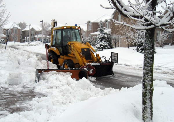 Windrow Clearing