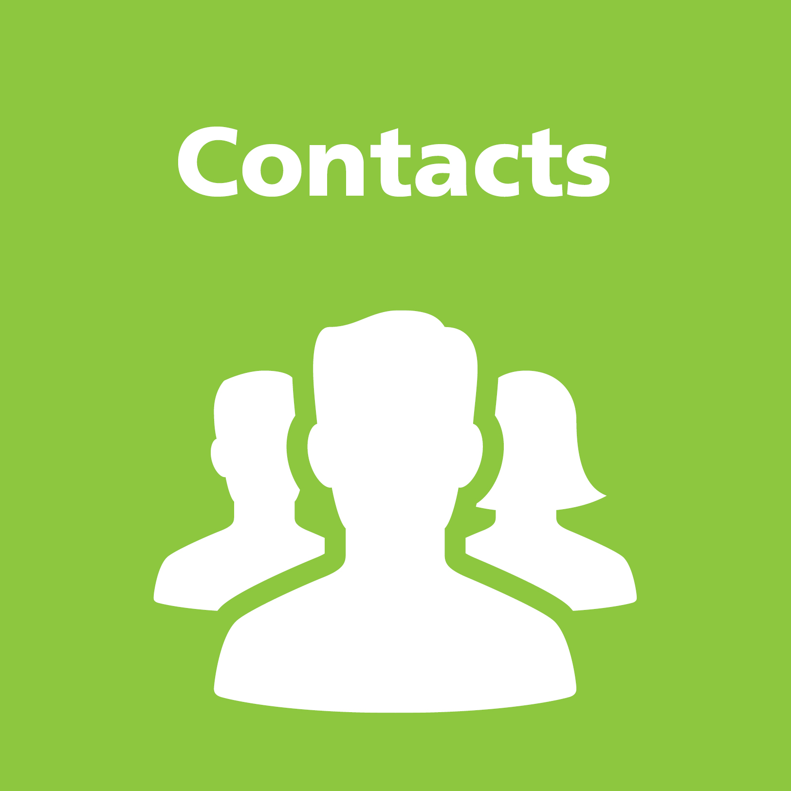 Contacts link image