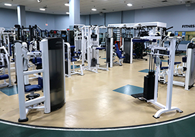 Picture of Garnet A. Williams fitness centre