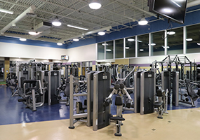 Picture of North Thornhill fitness centre