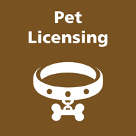 Pet Licensing link image