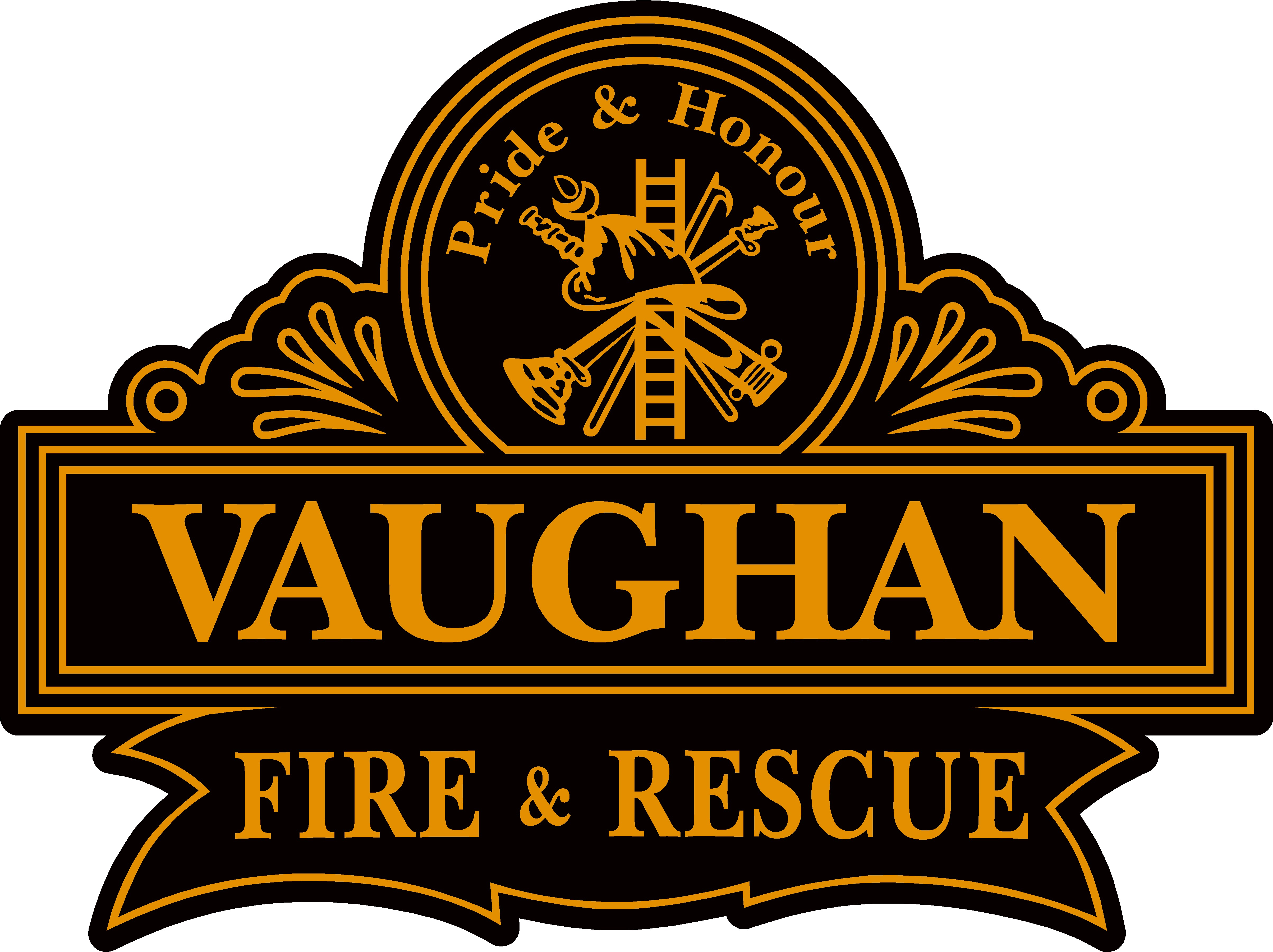 Vaughan Fire and Rescue Service crest image