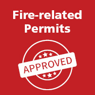 Fire-related Permits