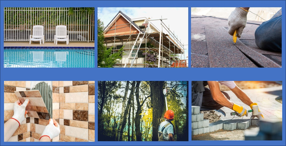 Renovators Fence Installers Pavers Landscapers And Pool Installers