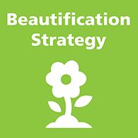 beautification button