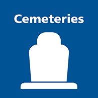 Cemeteries button