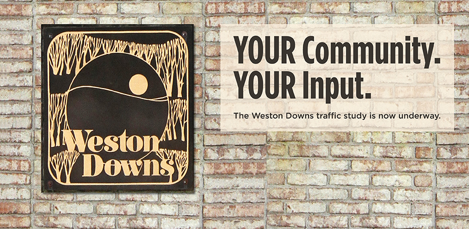 Weston Downs page banner